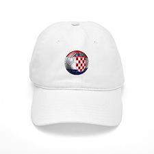 Croatia Football Baseball Cap