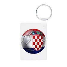 Croatian Football Keychains