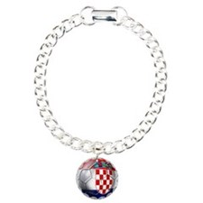 Croatian Football Bracelet