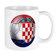 Croatian Football Mug