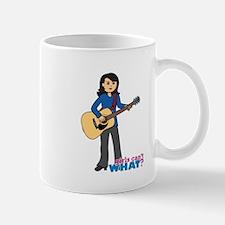 Guitar Player Medium Mug