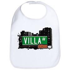 Villa Av, Bronx, NYC  Bib