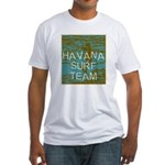 Havana Surf Team Wave Fitted T-Shirt
