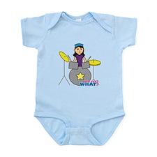Drummer Medium Infant Bodysuit