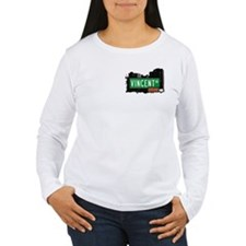 Vincent Av, Bronx, NYC  T-Shirt