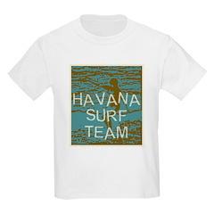 Havana Surf Team Wave T-Shirt