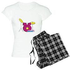Drums Pink Pajamas
