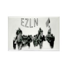 EZLN Rectangle Magnet