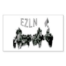 EZLN Rectangle Decal