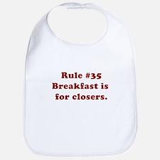 Rule #35 Bib