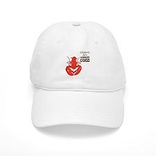 Lobsters Are WICKED GOOD Baseball Baseball Cap