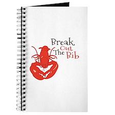 Break Out The Bib Journal