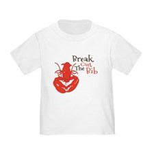 Break Out The Bib T-Shirt