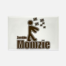 Zombie Momzie Rectangle Magnet