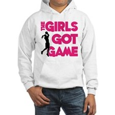 GOT GAME, B-BALL Hoodie