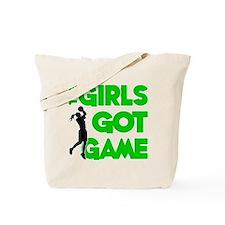 GOT GAME, B-BALL Tote Bag