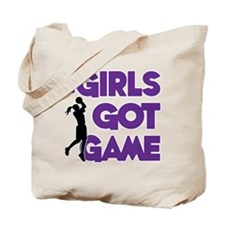 GOT GAME, B-BALL Tote Bag