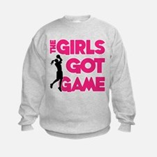 GOT GAME, B-BALL Sweatshirt