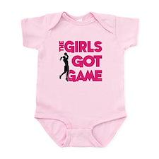 GOT GAME, B-BALL Infant Bodysuit