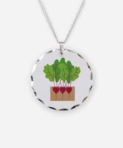 Beets Necklace