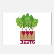 BEETS Postcards (Package of 8)
