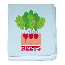BEETS baby blanket