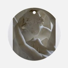 Amor et Psyche Ornament (Round)