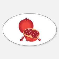 Pomegranate Decal