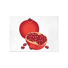 Pomegranate 5'x7'Area Rug