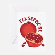 PERSEPHONE Greeting Cards