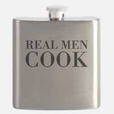Real men cook Flask