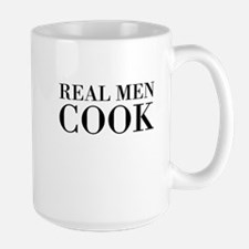 Real men cook Mugs