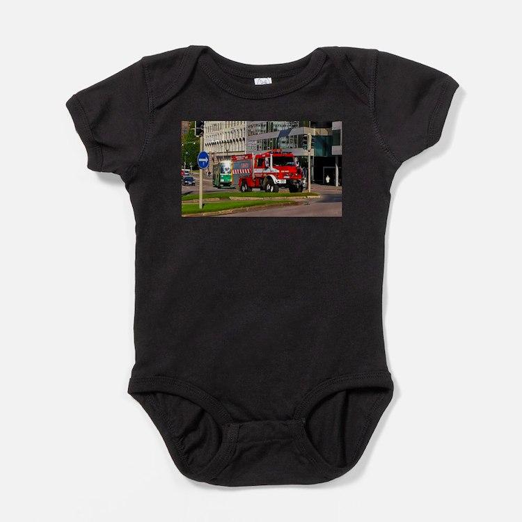 Clearance Truck Baby Bodysuit