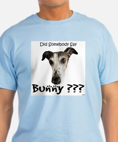 BUNNY MENS LIGHT BLUE TEE