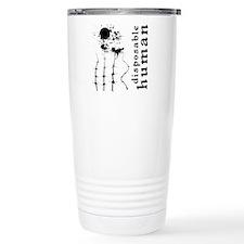 Disposable Human Travel Mug