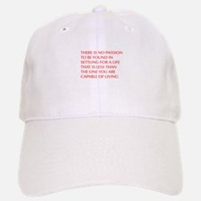 there-is-no-passion Baseball Baseball Baseball Cap