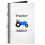 Blue Tractor Addict Journal