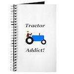 Blue Tractor Addict Journal