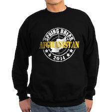 Spring Break Afghanistan 2014 Sweatshirt