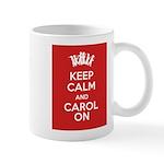 Carol On Mug