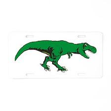 T Rex 3 Aluminum License Plate