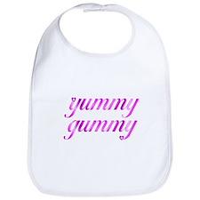 Cute Yummy mummy Bib