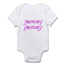 Cute Gummies Infant Bodysuit
