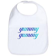 Funny Yummy mummy Bib