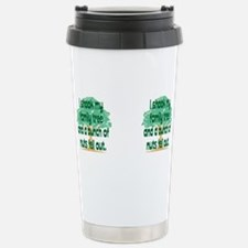 Cute Genealogy family roots Travel Mug