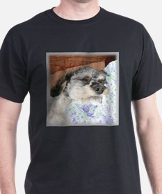 Cuddly Yorki-Poo Mix T-Shirt