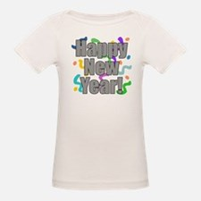 Happy New Year Kids Shirt T-Shirt