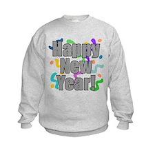 Happy New Year Kids Shirt Sweatshirt