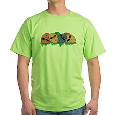 Alien Easter Eggs T-Shirt