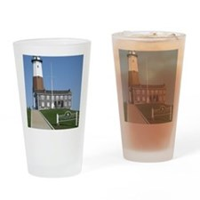 Montauk Point Lighthouse Drinking Glass